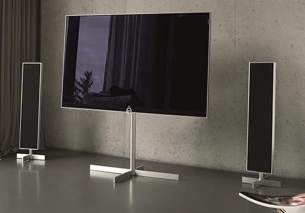 Loewe Lancia La Tv 3d : Loewe connect uhd tv con hdmi e hevc tech u