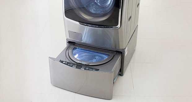 Lg twin wash la lavatrice si sdoppia for Lavatrice si blocca durante il lavaggio