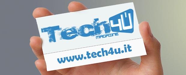 Tech4u chisiamo - Chi siamo