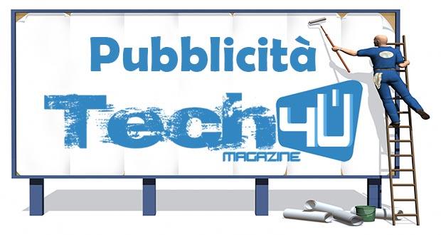 Tech4u advertising - Pubblicità