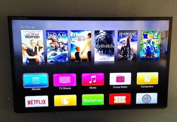 appletv 11 08 2014 - Apple TV: aggiornamento con interfaccia rinnovata