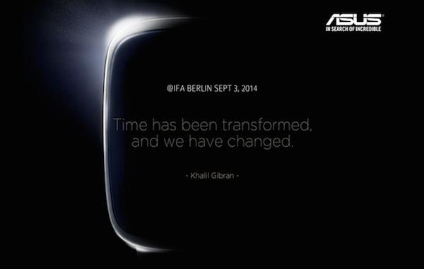 asus - Asus annuncerà il suo primo smartwatch a IFA