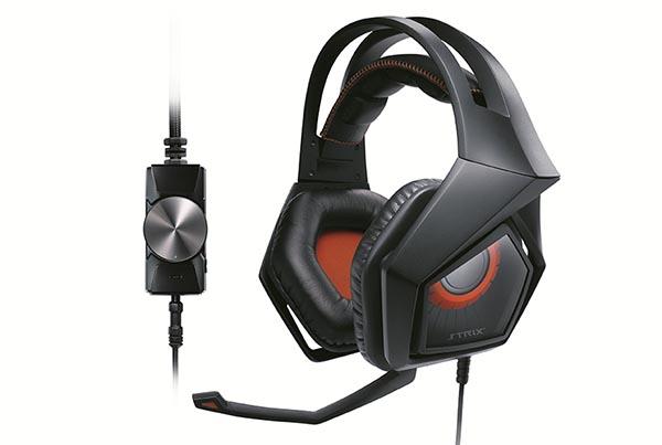 asusstrix1 04 08 14 - Asus Strix Pro: cuffie gaming con microfono