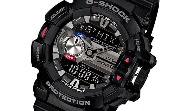 casio1 05 08 14 - Casio G-Shock con SoundHound integrato