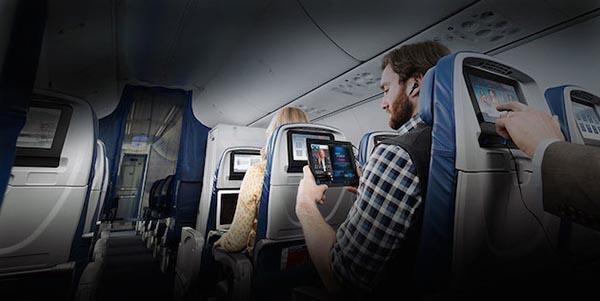 delta 05 08 14 - Delta Airline: Infotainment direttamente sull'iPad