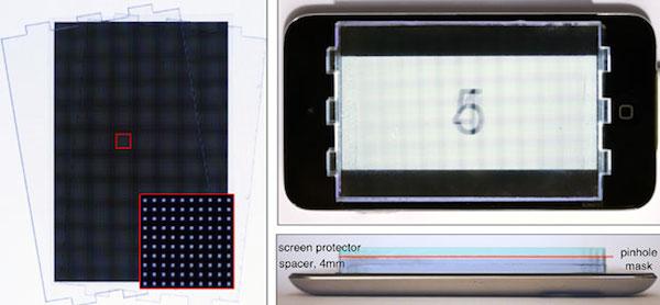 display corregge vista2 07 08 2014 - In sviluppo il display che compensa le carenze visive