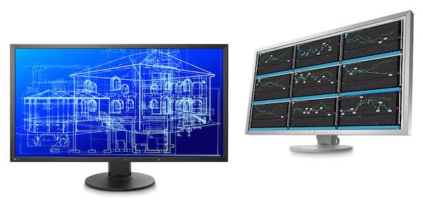 """eizo 05 08 2014 - Eizo EV3237V, monitor IPS Ultra HD da 31,5"""""""