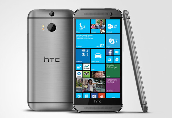 htc2 20 08 2014 - HTC One M8 con Windows Phone