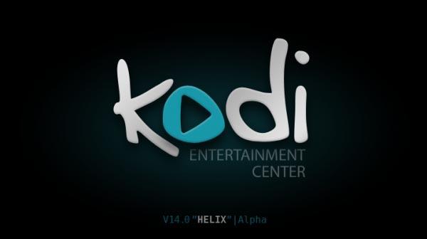 kodi1 05 08 14 - XBMC diventa KODI Entertainment Center