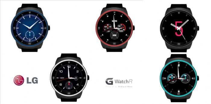 lg gwatchr2 31 08 14 - LG G Watch R: Smart Watch circolare