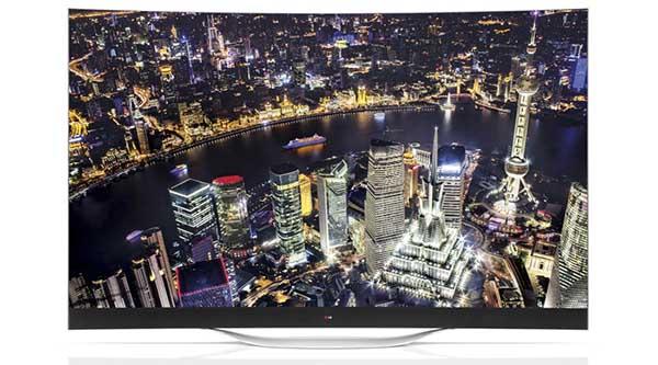 """lgoled4k1 05 08 14 - LG OLED TV Ultra HD 65"""" a 8.999 dollari"""