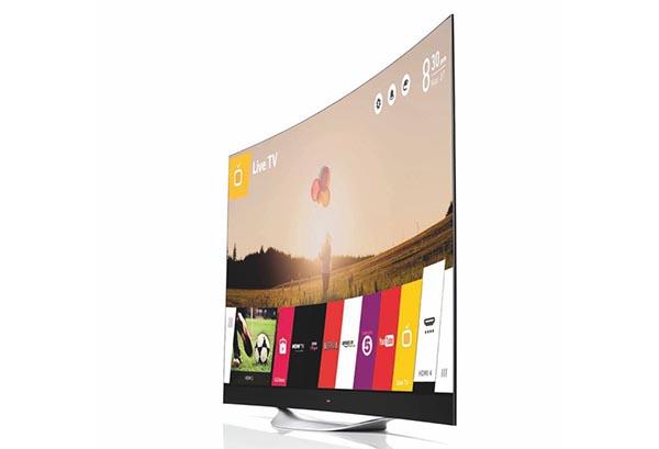 """lgoled4k2 05 08 14 - LG OLED TV Ultra HD 65"""" a 8.999 dollari"""