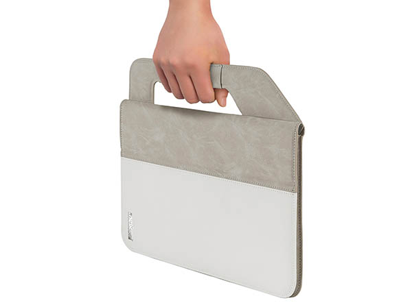 "meliconi1 04 08 14 - Meliconi Carry Handle Folio: ""valigetta"" per tablet"