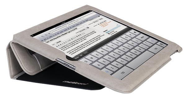 "meliconi2 04 08 14 - Meliconi Carry Handle Folio: ""valigetta"" per tablet"