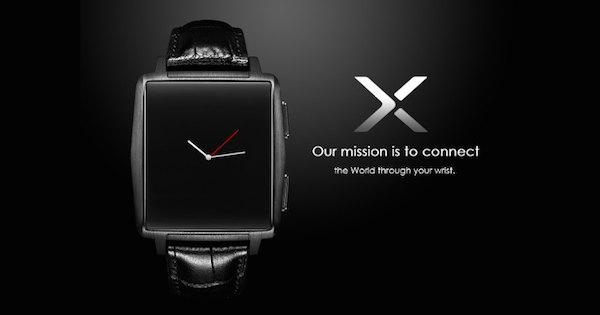 "omate 20 08 2014 - Omate X: smartwatch ""premium"" con OS Nucleus"
