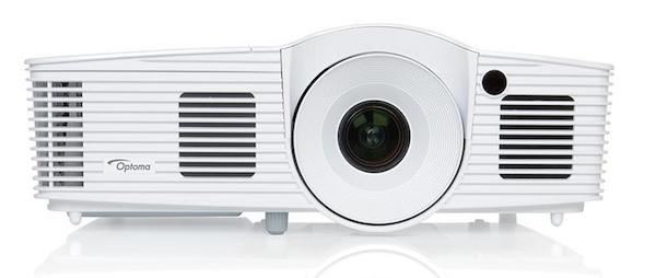 optoma 08 08 2014 - Optoma HD26: proiettore 3D Full HD da 3.200 lumen