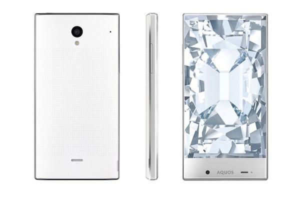 "sharp2 20 08 2014 - Sharp Crystal: smartphone ""senza cornice"""