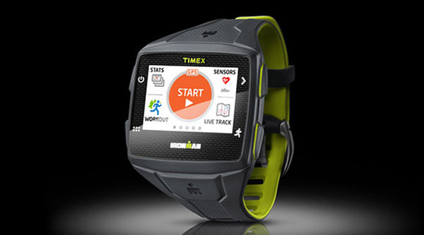 "timex 07 08 14 - Timex Ironman One GPS+: orologio ""smart"" con 3G"