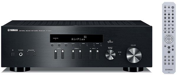 yamahaisnto1 31 08 14 - Yamaha R-N301: sinto-ampli con AirPlay e DLNA