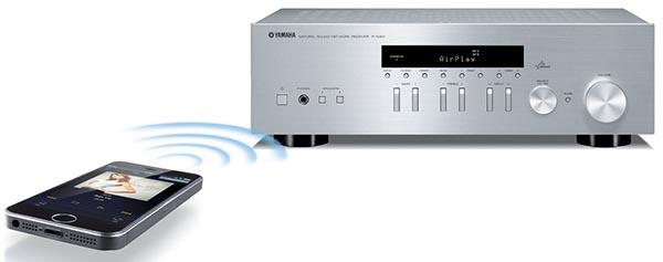 yamahaisnto2 31 08 14 - Yamaha R-N301: sinto-ampli con AirPlay e DLNA