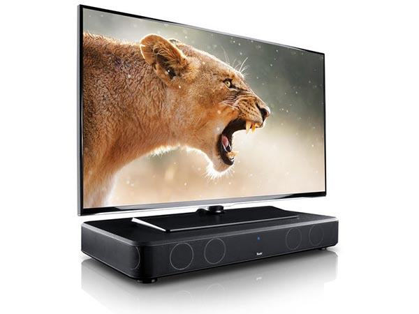 23509 85239 - Teufel CineBase: base TV Bluetooth con HDMI