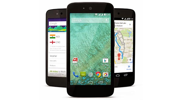 androidone1 16 09 14 - Android One: smartphone low-cost di Google