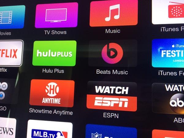 appletv2 18 09 14 - Apple TV: aggiornamento in stile iOS 8