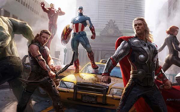 "avengers2 09 09 14 - Rai HD: ""The Avengers"" in HD e 3D"