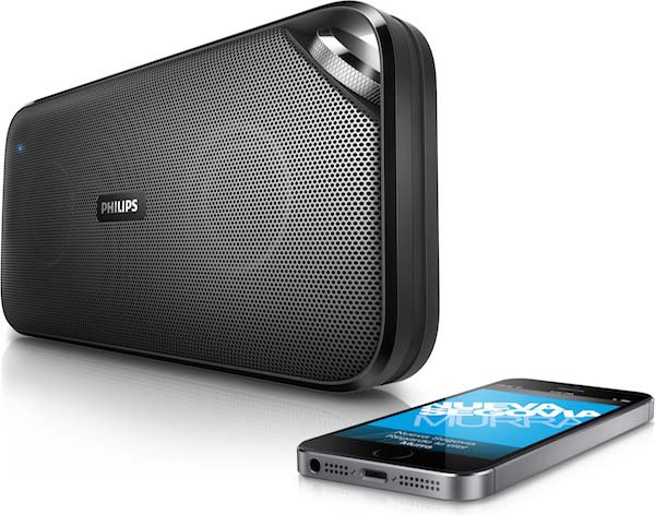 bt3500 2 16 09 2014 - Philips: nuova gamma di speaker Bluetooth