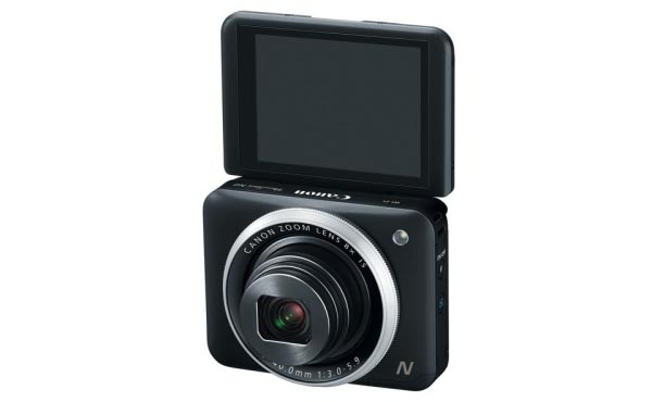 "canon n2 2 16 09 14 - Canon PowerShot N2: fotocamera ""social"""