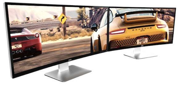 """dell 03 09 2014 - Dell annuncia un nuovo monitor 34"""" curvo 21:9"""