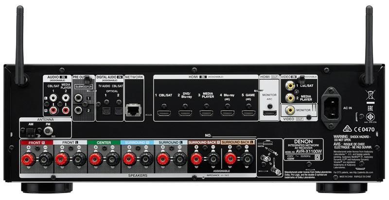 denon3 12 09 14 - Denon: nuovi sinto-ampli HT serie X 2014