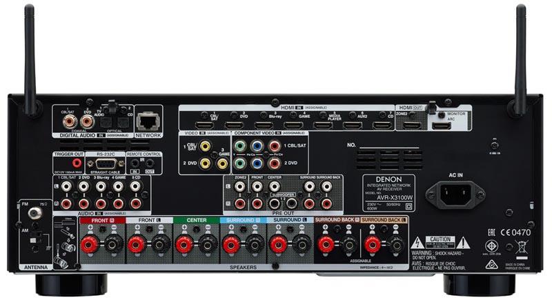 denon5 12 09 14 - Denon: nuovi sinto-ampli HT serie X 2014