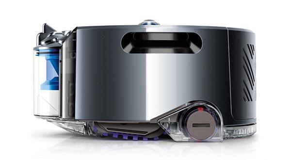 dyson1 04 09 14 - Dyson 360 Eye: robot aspirapolvere con Wi-Fi
