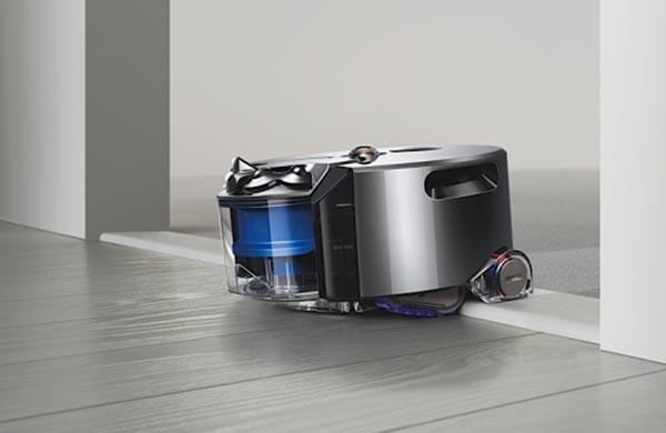 dyson8 04 09 14 - Dyson 360 Eye: robot aspirapolvere con Wi-Fi