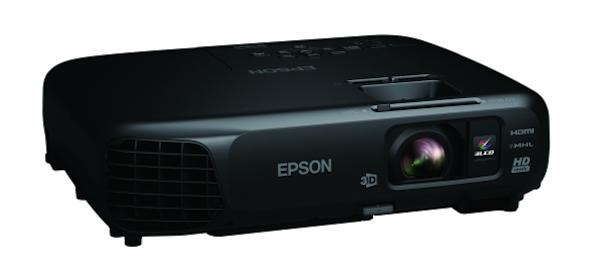 epson 4 06 09 2014 - Epson presenta tre nuovi proiettori home cinema