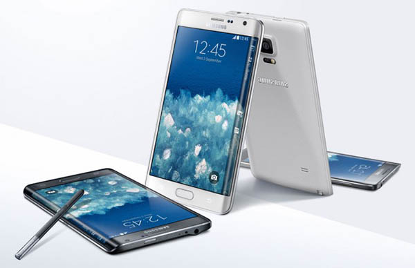 galaxyedge1 03 09 14 - Samsung Galaxy Note 5: prime specifiche ufficiose