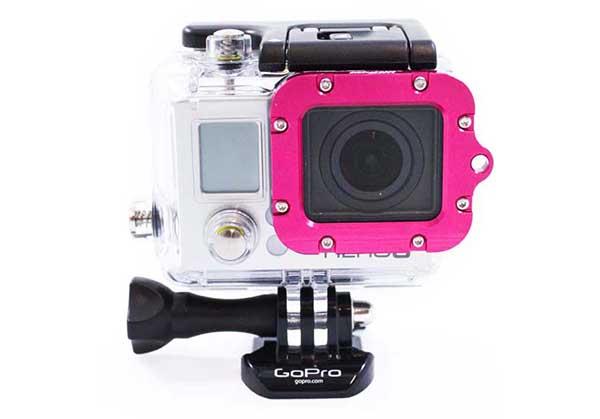 """go4fun2 24 09 14 - Go4Fun: accessori """"Made in Italy"""" per GoPro"""