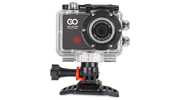 goclever1 17 09 14 - GOCLEVER DVR Extreme Wi-Fi: Action-Cam Full HD