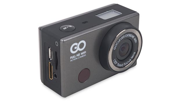 goclever2 17 09 14 - GOCLEVER DVR Extreme Wi-Fi: Action-Cam Full HD
