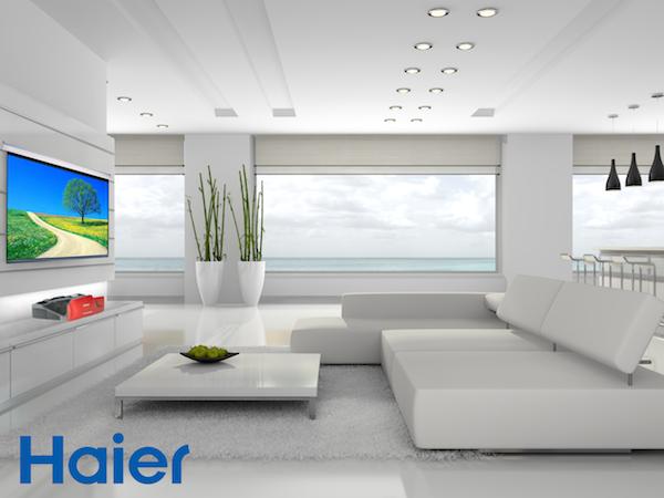 haier 3 04 09 2014 - Haier: TV UHD, OLED, modulari e proiettore LED