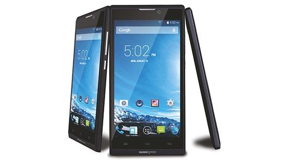 "hannspree 30 09 14 - Hannspree SN50MC1: smartphone 5"" Octa-core"