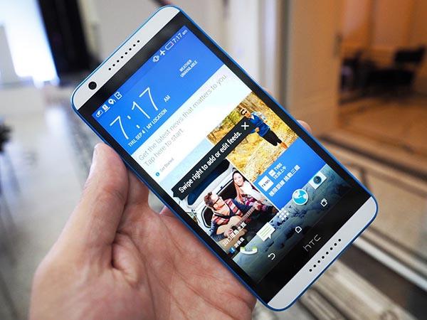 htc2 04 09 14 - HTC Desire 820: Android con processore 64bit