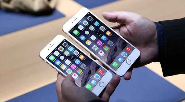 iphone 16 09 14 - iPhone 6 e 6 Plus: 4 milioni di ordini in 24h