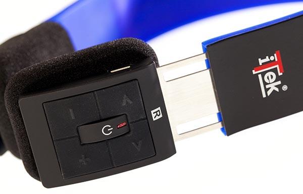 itek2 30 09 14 - Cuffie iTek Bluetooth 4.0 con microfono