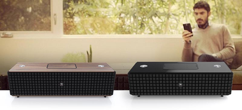 jbl2 05 09 14 - JBL Authentics: diffusori con Spotify Connect