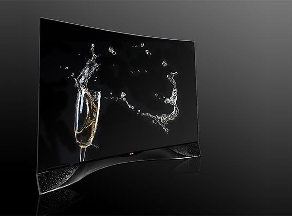 "lg 2 02 09 2014 - LG presenta l'edizione Swarovski del TV OLED 55"""