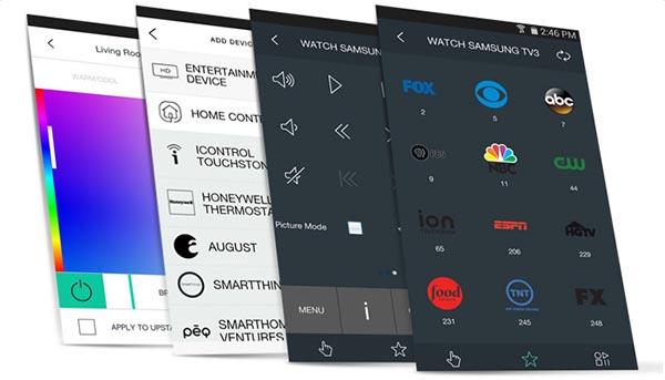 logitech2 17 09 14 - Logitech Home Control: super telecomando