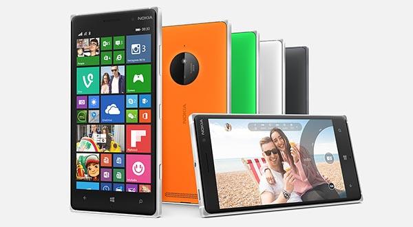 lumia1 04 09 14 - Microsoft: smartphone Lumia 830 e 730/735