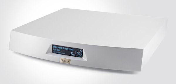 lumin 25 09 2014 - LUMIN S1: lettore di rete con DAC high-end